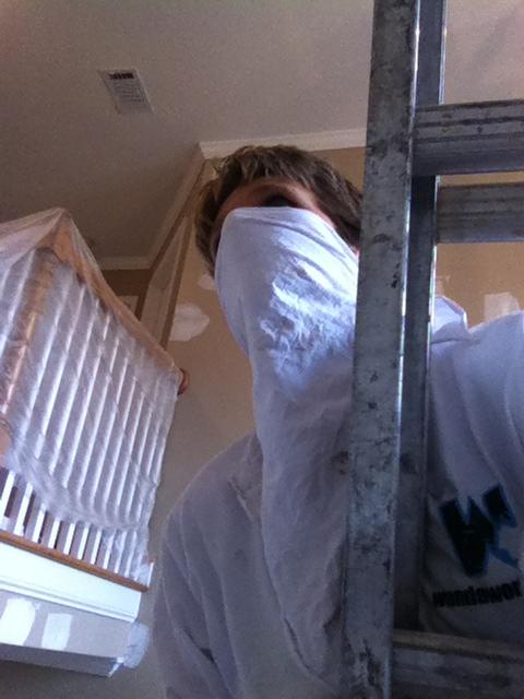 Wanda Works with Paint drywall repair Lawrenceville Georgia