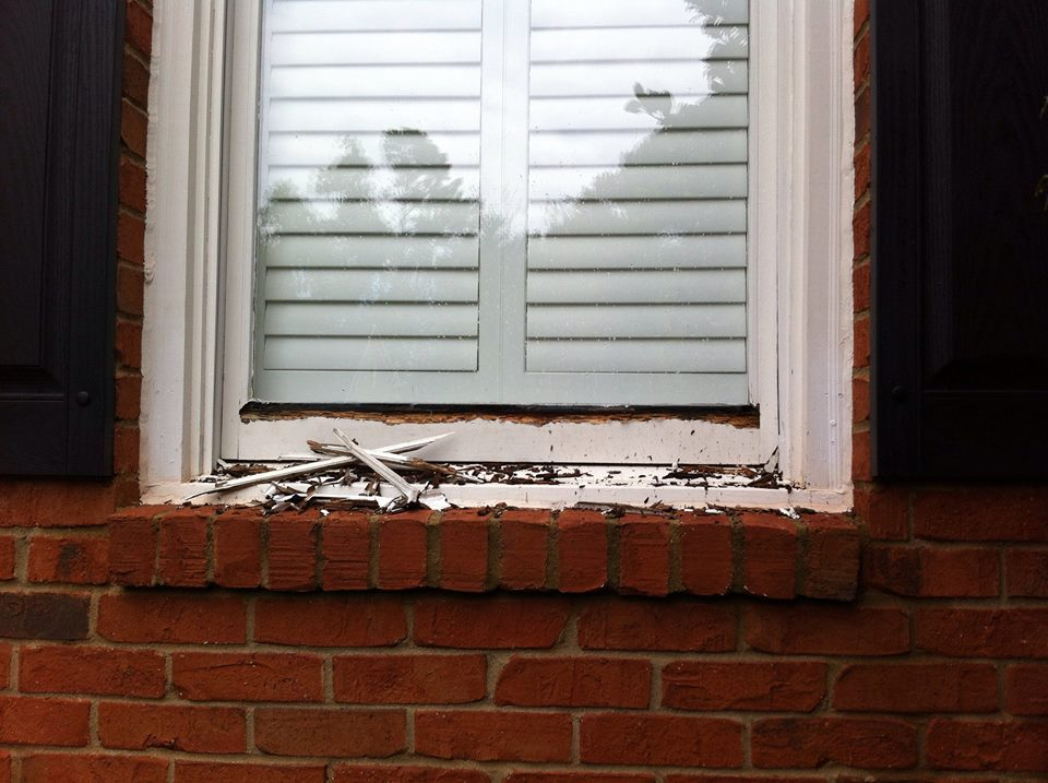 Wanda Works can save you the expense of new windows by repairing your existing frames.